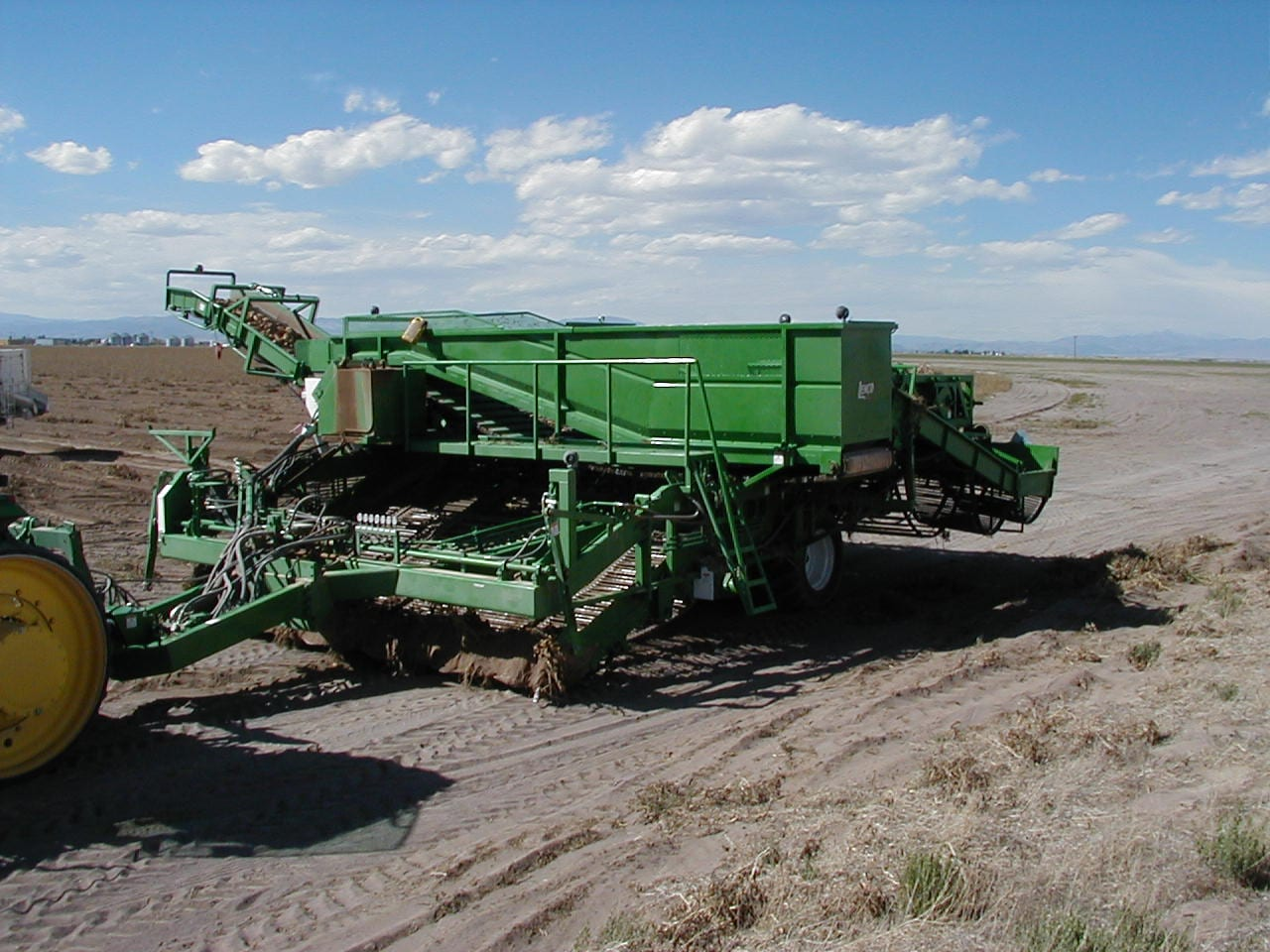Eastern Washington Farm Equipment Sand Blasting Services