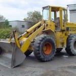 sandblasting-Front-end-loader