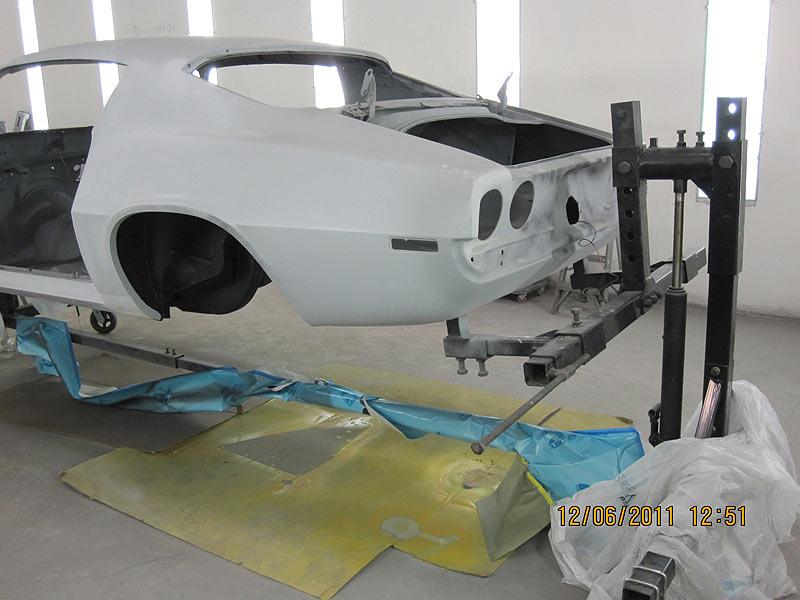 Car Restoration   Interstate Autobody and Truck