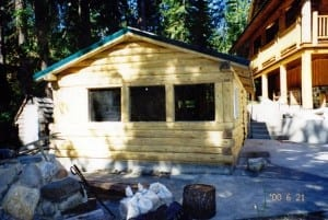 cabin-refinish